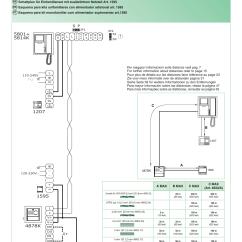 Cat 5 Wiring Diagram B Car Brake Light 4878k | Comelit Mt 8171igk User Manual Page 62 / 72