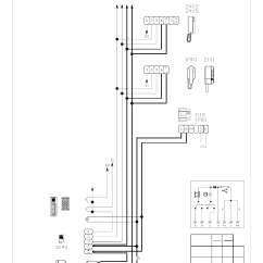 Comelit Wiring Diagram 2004 Dodge Neon Sxt Radio Intercom Manual Schematic Usa Corp Cs5 01 Ft 48 User