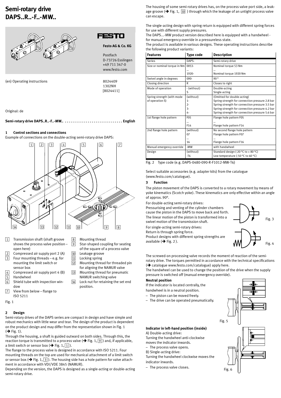 medium resolution of festo daps r f mw user manual 5 pages festo valve limit switch festo limit switch wire diagram 2