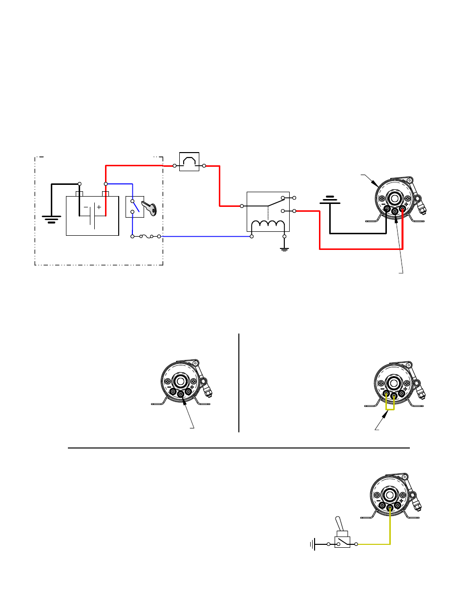 Modern Rb25det Wiring Diagram Model - Electrical System Block ...