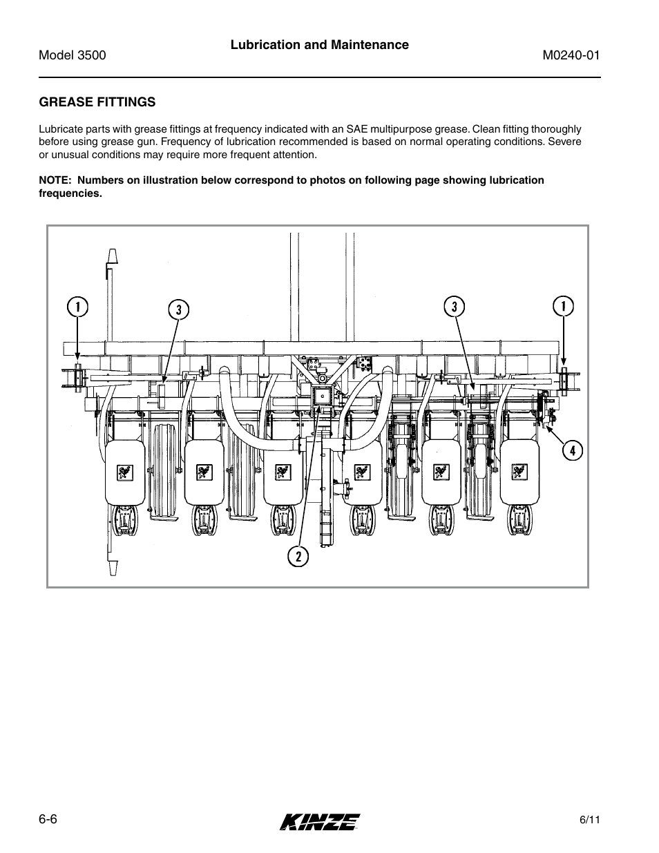 medium resolution of kinze 3500 lift and rotate planter rev 7 14 user manual page 102 140