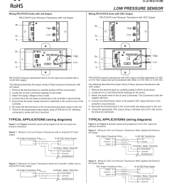 ti 274 275 06 pg2 rohs technical information mamac systems pr 275 user manual page 2 4 [ 954 x 1235 Pixel ]