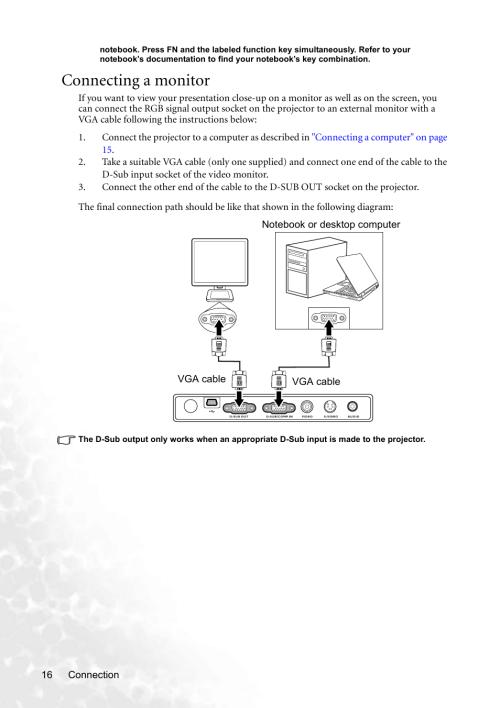 small resolution of d sub vga connector diagram