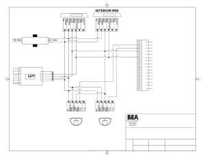 BEA Horton C2150 User Manual | 20 pages