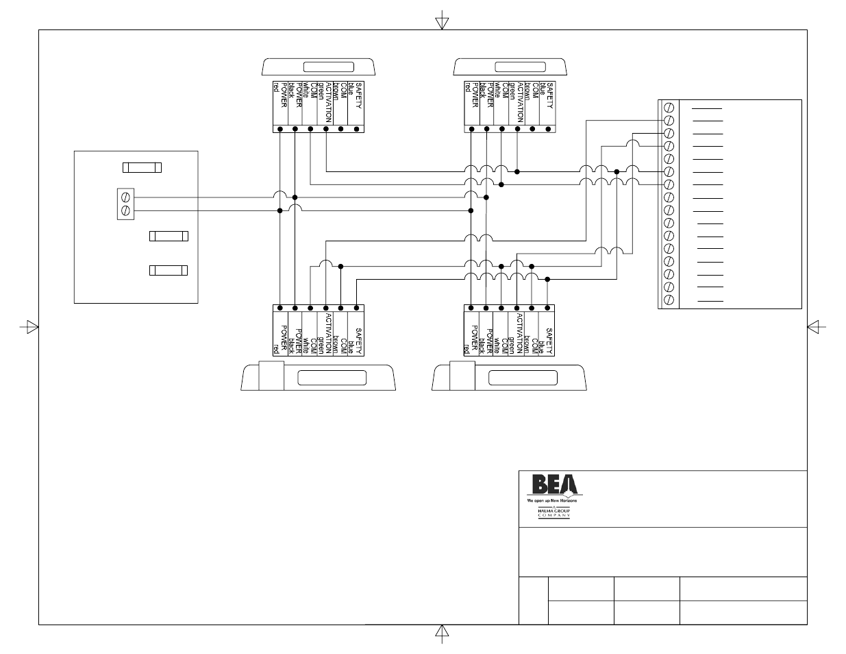 emg wiring diagram pa2 of 3 way switch afterburner harness