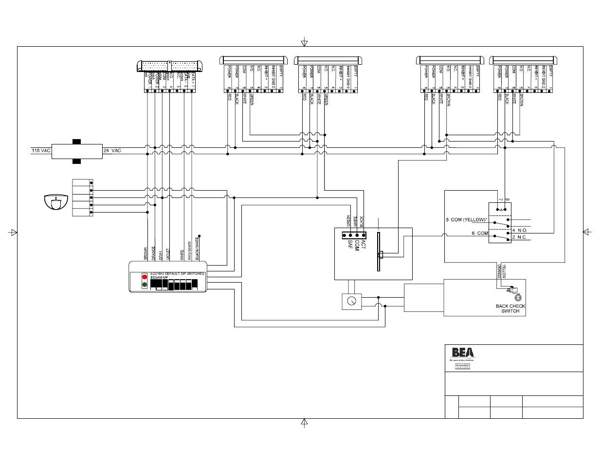 horton c2150 wiring diagram basic lighting profiler series 2000