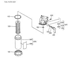 kubota z482 eb engine fuel filter assy multiquip sdw225ss user manual page 108 146 [ 954 x 1235 Pixel ]