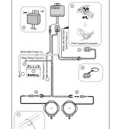wiring diagram piaa rs800 halogen shock lamp user manual page 5 8piaa wiring diagram 15 [ 954 x 1350 Pixel ]