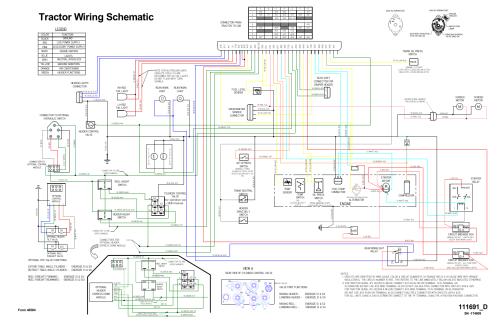 small resolution of tractor wiring schematic mengine view a legend batt bat aux 50
