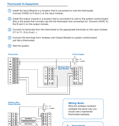 wiring important thermostat to equipment pro1 ww160w user manual page 6 9 [ 954 x 1235 Pixel ]