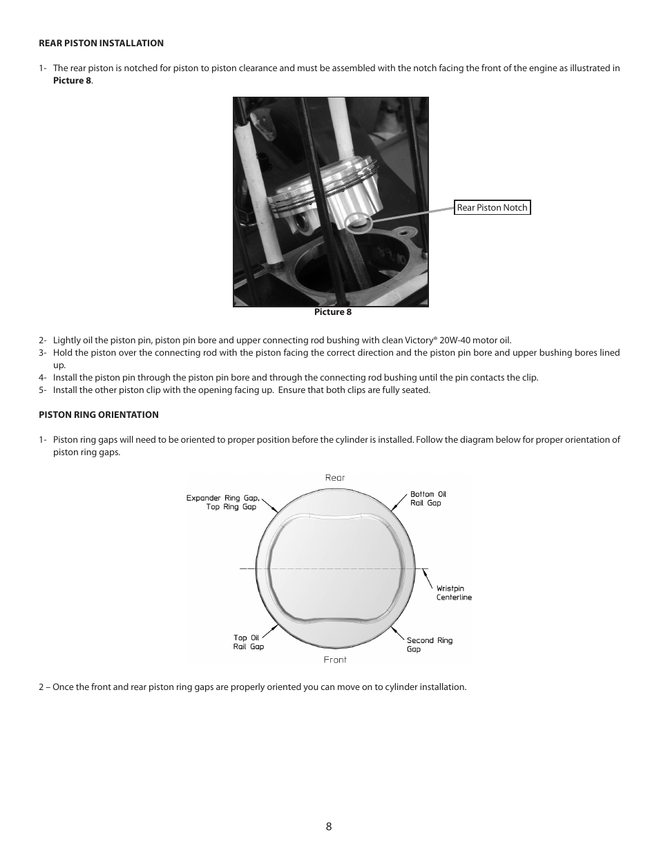 medium resolution of 2 cycle piston install diagram wiring diagram used 2 cycle piston install diagram