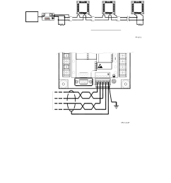 rs 485 multi drop connection rx tx satec pm175 manual user manual page 31 168 [ 954 x 1350 Pixel ]