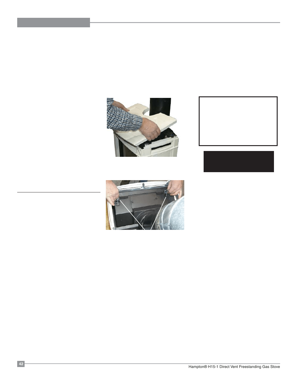 Maintenance, Fan maintenance, General vent maintenance