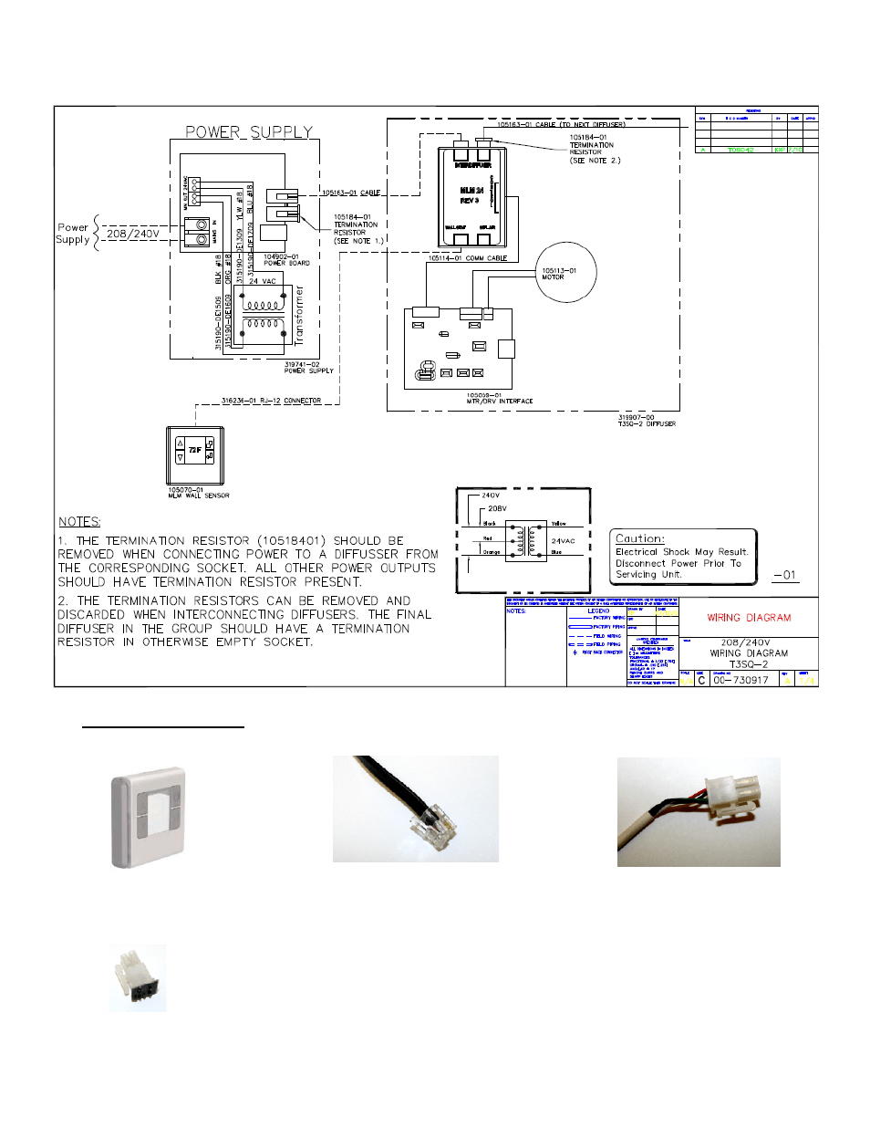 hight resolution of titus wiring diagram wiring diagramtitus wiring diagram wiring librarytitus t3sq 2 iom user manual page 6