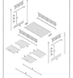 futon parts diagram wiring diagrams value futon parts diagram [ 955 x 1350 Pixel ]