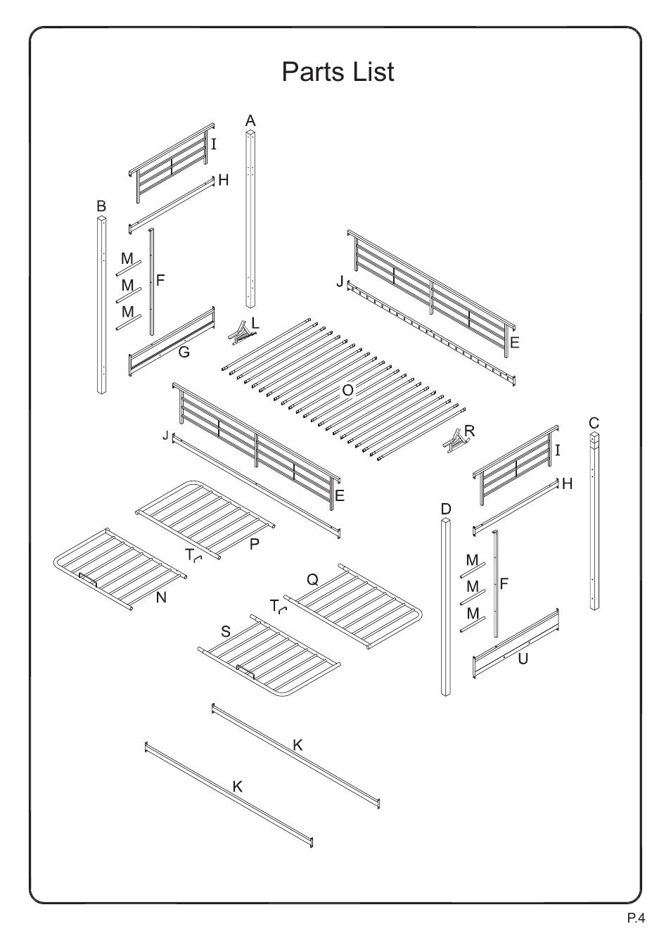 medium resolution of futon parts diagram wiring diagrams value futon parts diagram