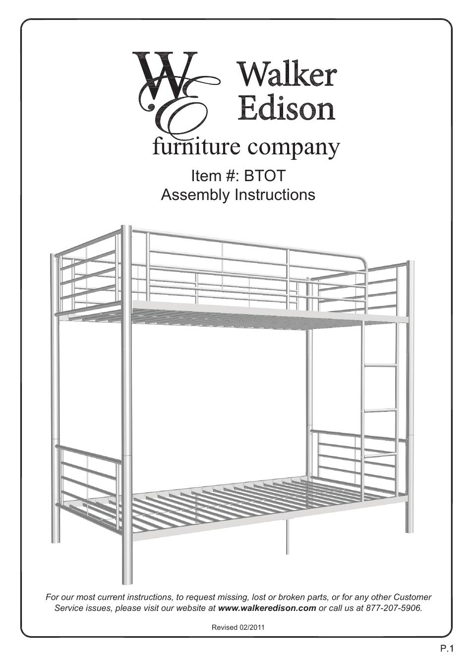 Panasonic Patio Furniture User Manual