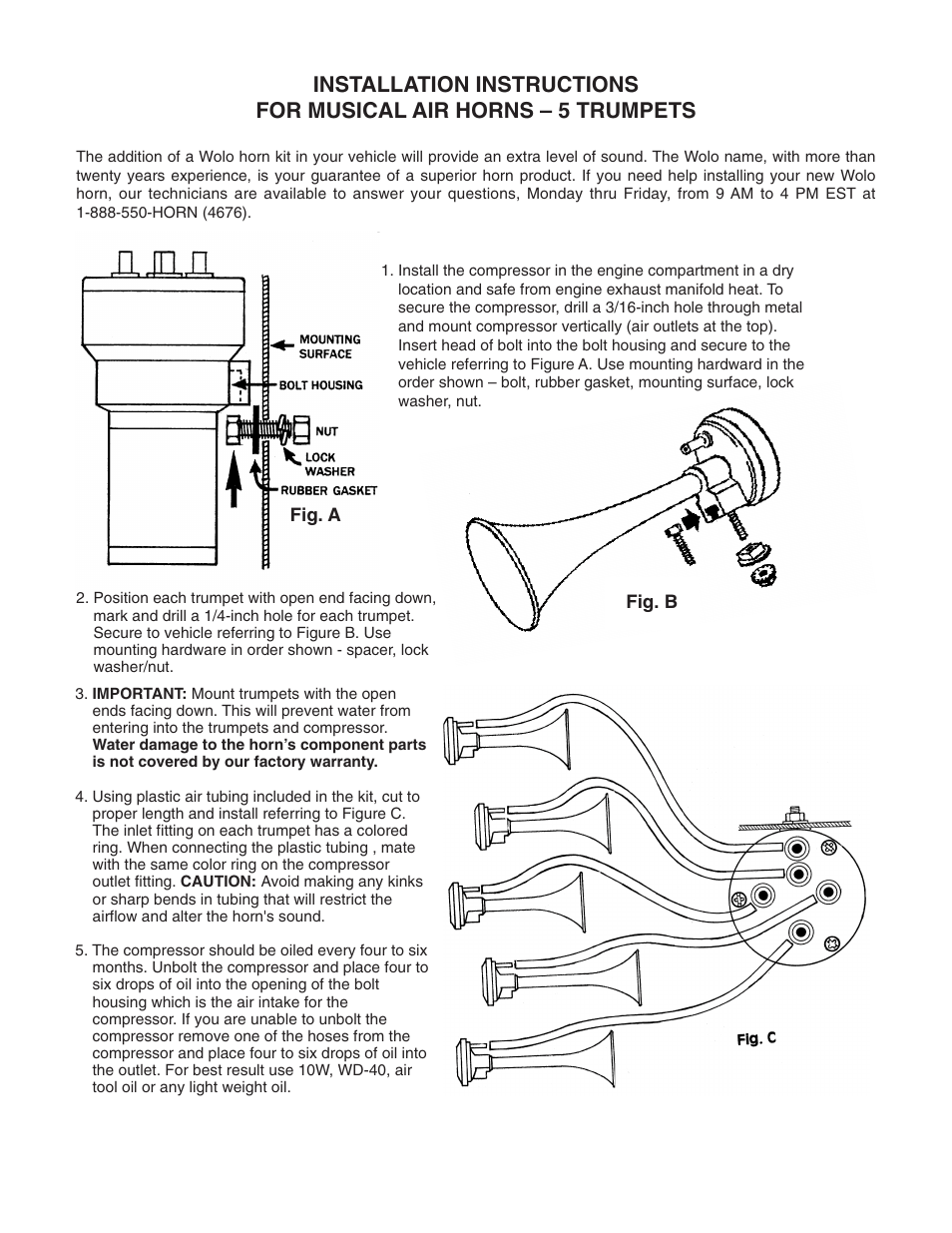 hight resolution of wiring diagram source wolo 425 la cucaracha user manual 2 pages also wolo horn