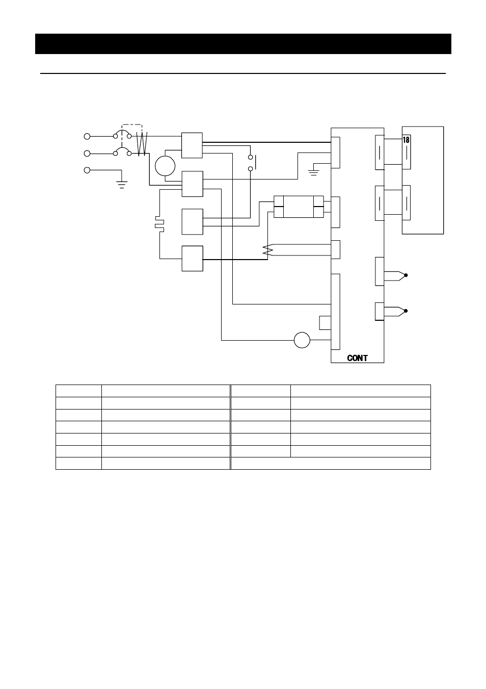 medium resolution of wiring diagram pio elb ac100v hth2 th1 yamato scientific dkn 912 constant temperature drying oven user manual page 44 50