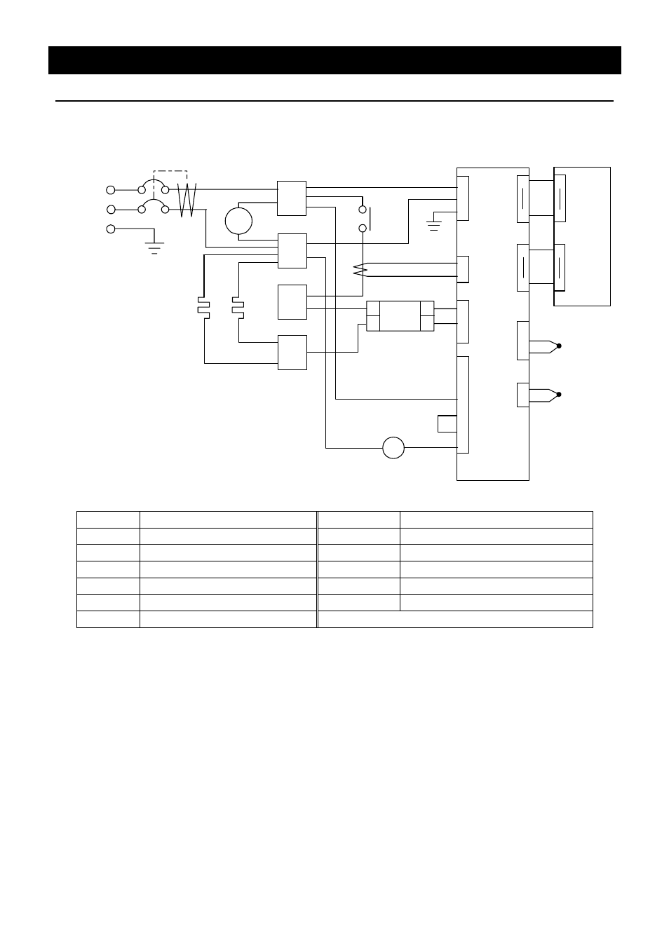 medium resolution of wiring diagram yamato scientific dkn 912 constant temperature drying oven user manual page 46 50