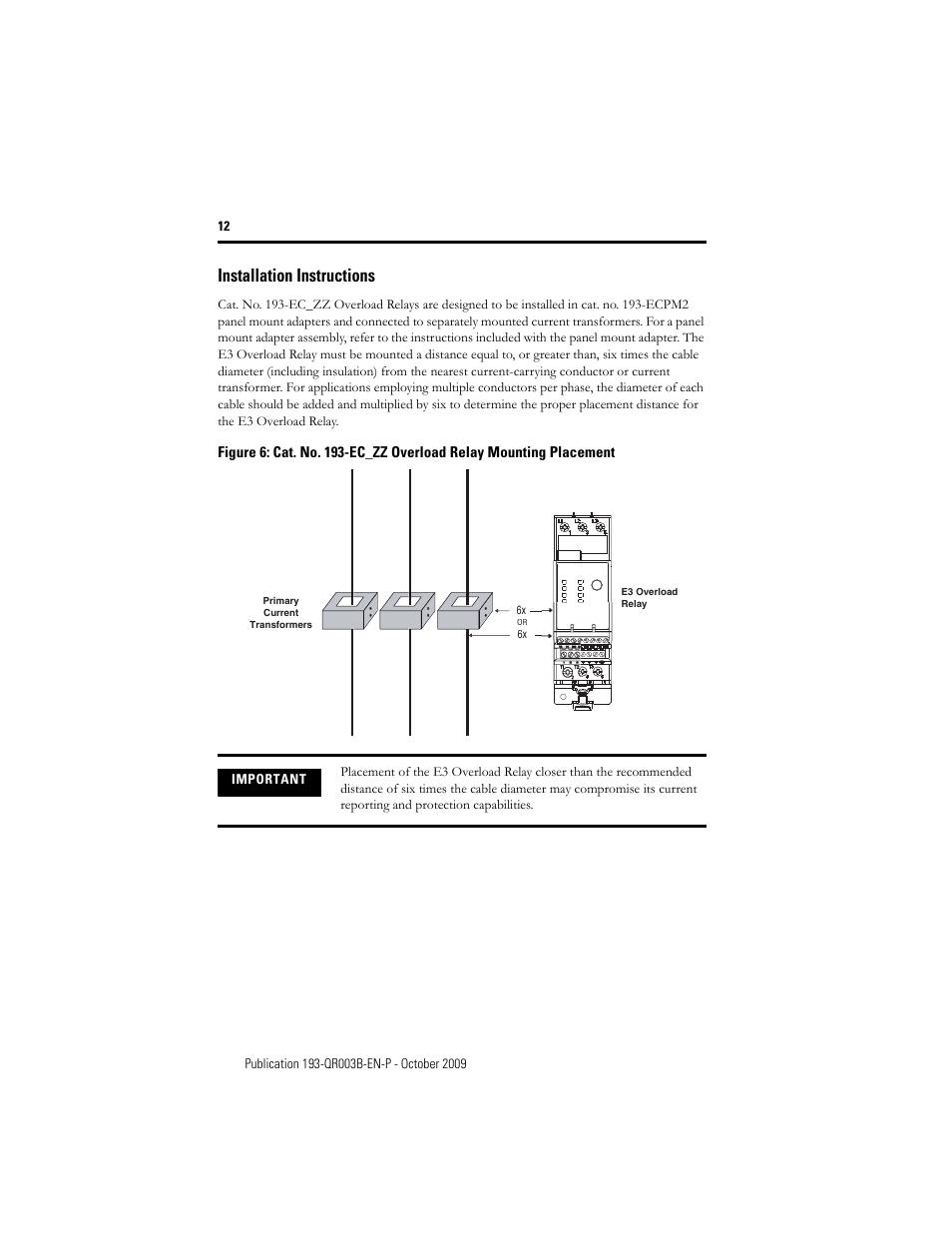 medium resolution of installation instructions rockwell automation 193 592 ec1 ec3 ec5 e3 and