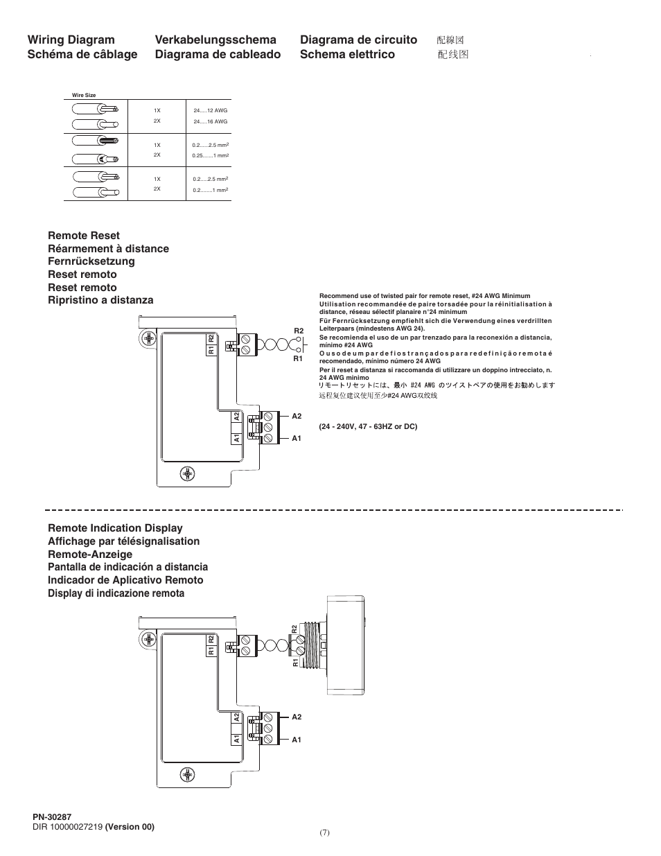 medium resolution of wiring diagram rockwell automation 193 err e1 plus remote reset accessory module user manual