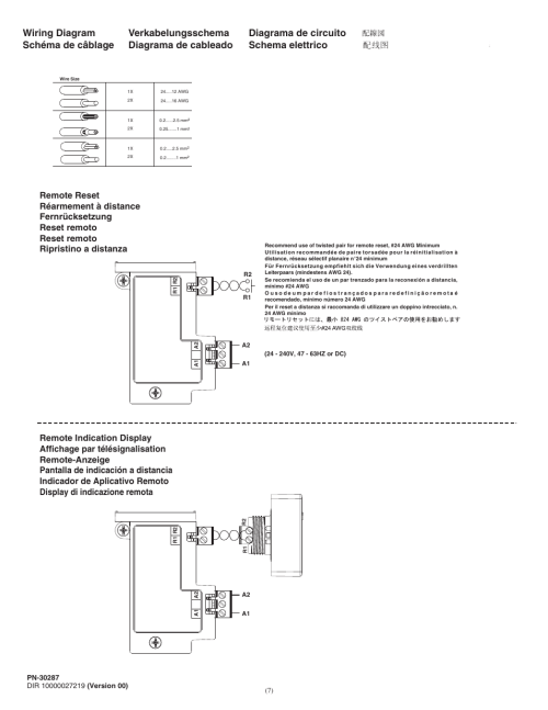 small resolution of wiring diagram rockwell automation 193 err e1 plus remote reset accessory module user manual