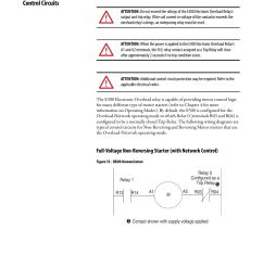 control circuits rockwell automation 592 e300 overload relay user manual user manual page 48 424 [ 954 x 1235 Pixel ]