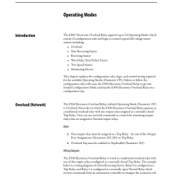 chapter 4 operating modes introduction rockwell automation 592 e300 overload relay user manual user manual page 75 424 [ 954 x 1235 Pixel ]