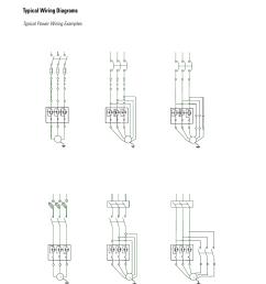typical wiring diagrams typical power wiring examples 8smc flex quick start diagrams [ 954 x 1235 Pixel ]