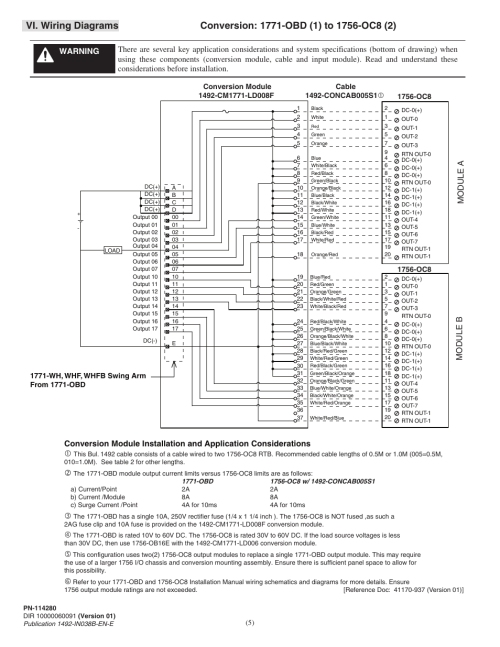 small resolution of 1771 obd wiring diagram