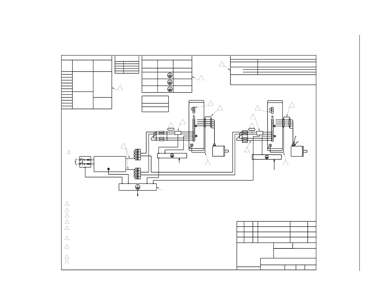 hight resolution of power wiring diagram figure 5 4 figure 5 4 power wiring diagrams sheet 1 of