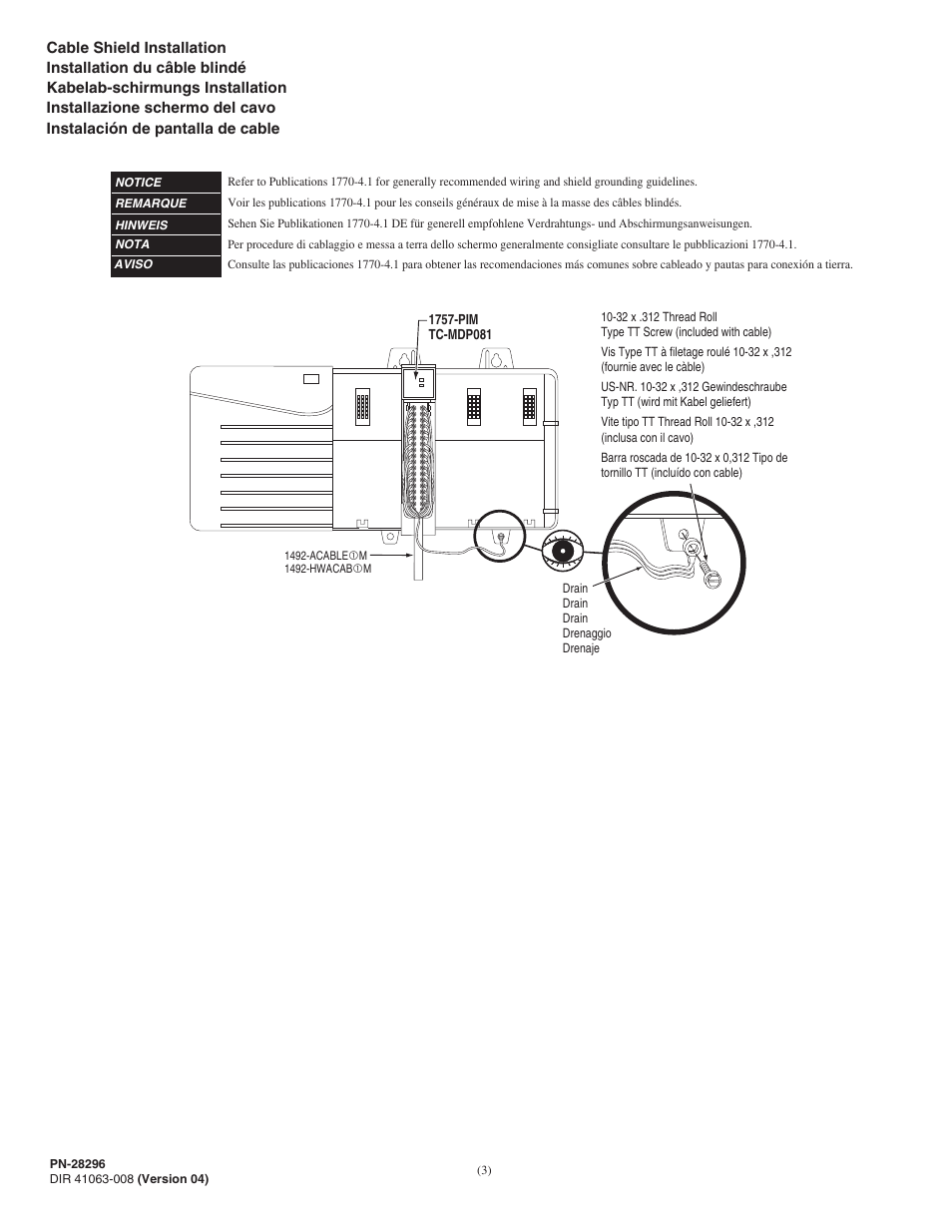 hight resolution of rockwell automation 1492 aifmpi fusible analog interface module for 1757 pmi module user manual page 3 6