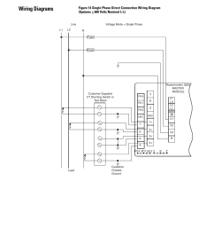 wiring diagrams rockwell automation 1404 m4 m5 m6 m8 powermonitor 3000 installation instructions prior to firmware rev 3 0 user manual page 23 66 [ 954 x 1235 Pixel ]