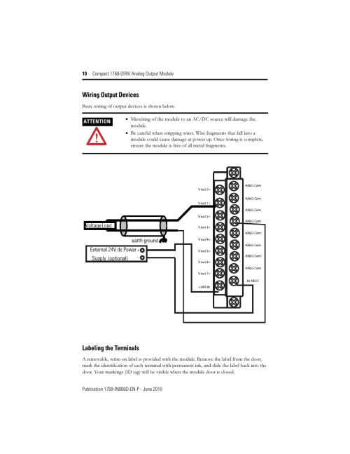 small resolution of rockwell automation 1769 of8v compact analog output module user manual page 10 32
