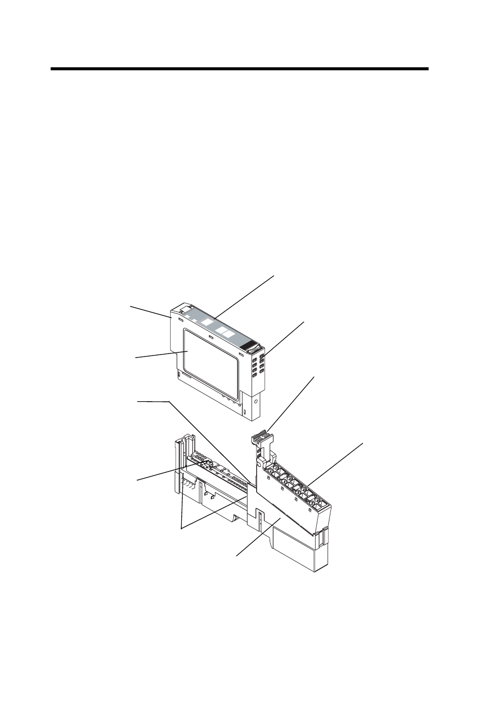 hight resolution of before you begin identify module components rockwell automation 1734 oe2v c point i o 2 current and 2 voltage output analog modules user manual page 5
