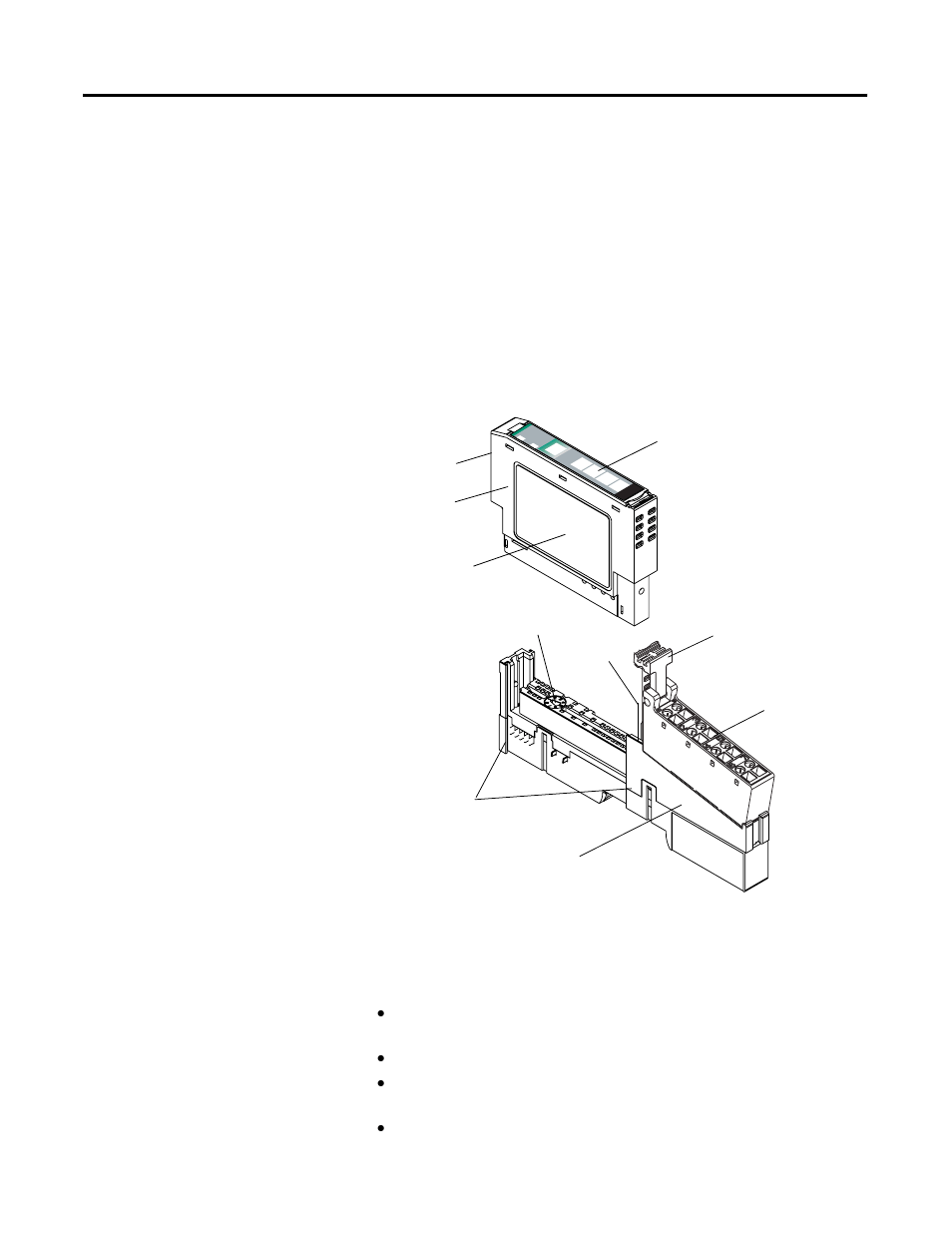 hight resolution of  about the module rockwell automation 1734 ssi point i o synchronous serial interface absolute encoder module user manual user manual page 9 53