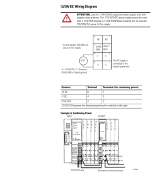 12 24v dc wiring diagram rockwell automation 1734 xxxx point i o [ 954 x 1235 Pixel ]