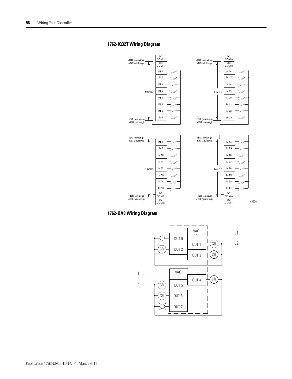 1766 L32awa Wiring Diagram