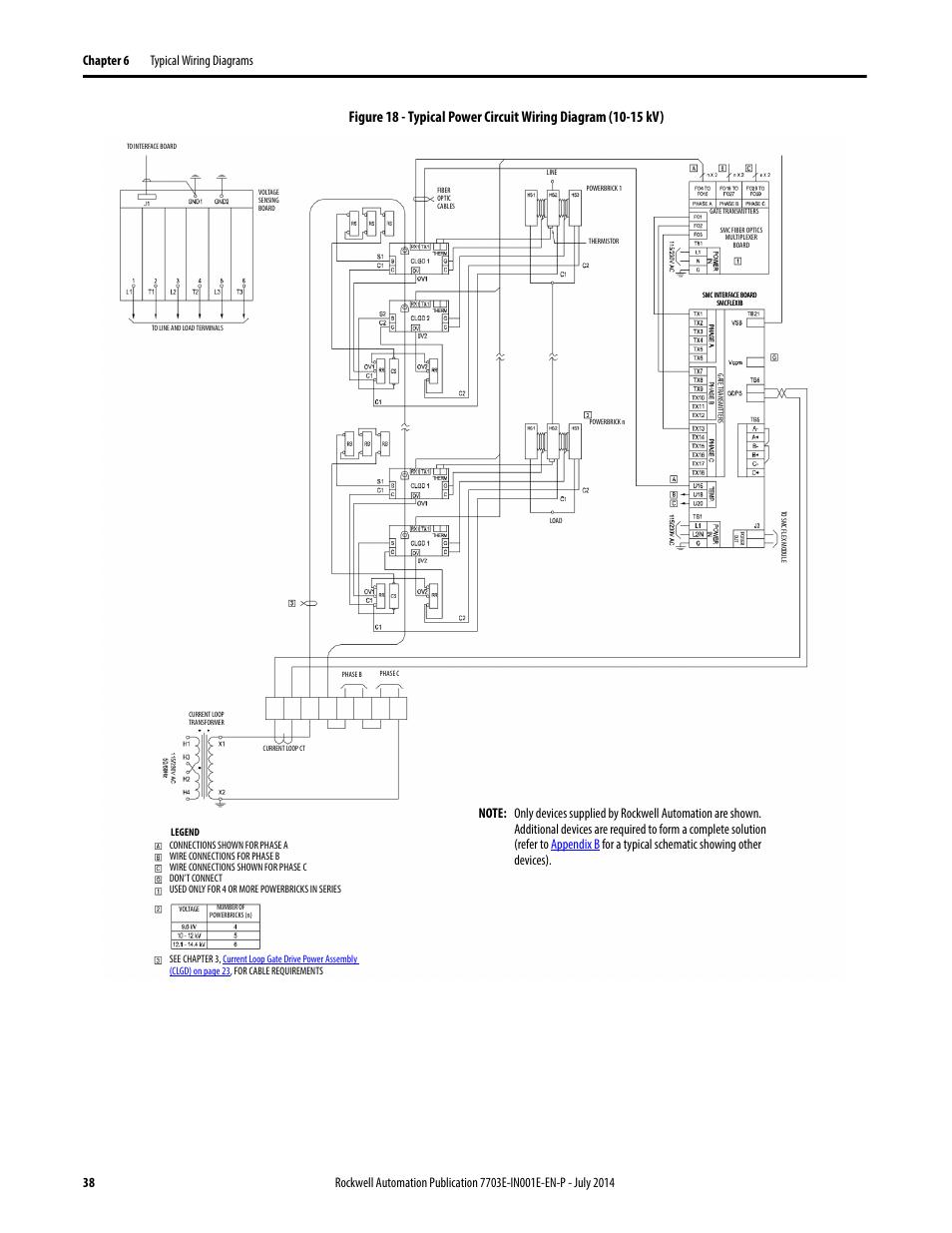 medium resolution of rockwell automation 7703e medium voltage smc oem components 10 15 kv user manual