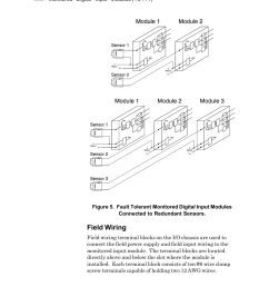 field wiring rockwell automation t3411 ics regent monitored digital input modules user manual page 10 26 [ 954 x 1235 Pixel ]