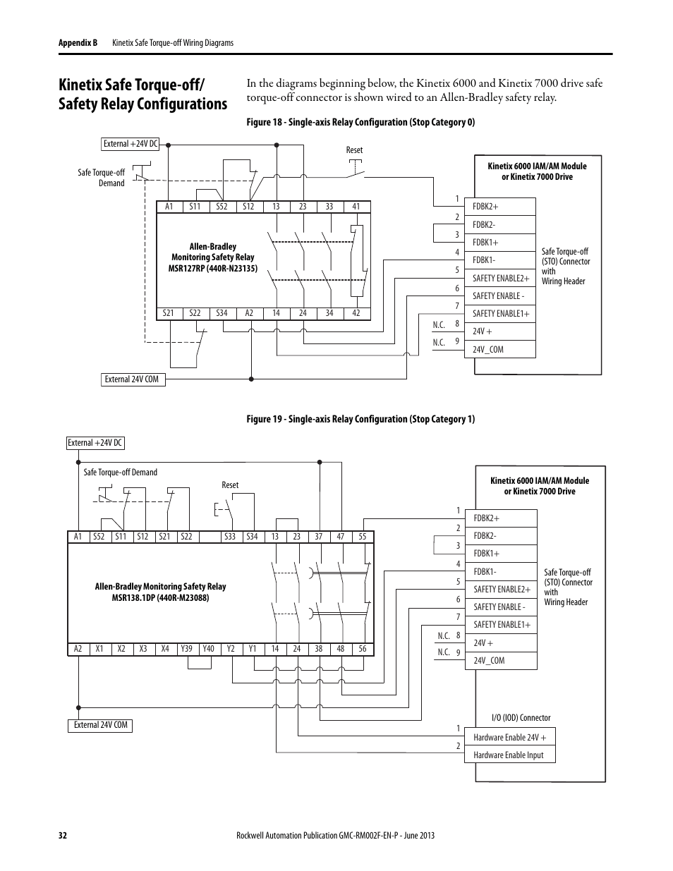 Allen Bradley Safety Contactor Wiring Diagram Ab Plc Dorable Relay Collection Everything You Need