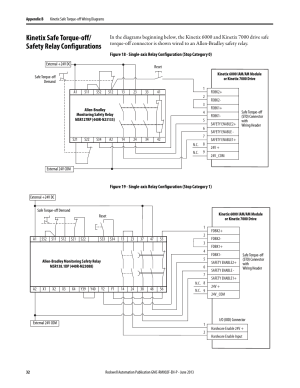 Allen Bradley Guardmaster Safety Relay Wiring Diagram