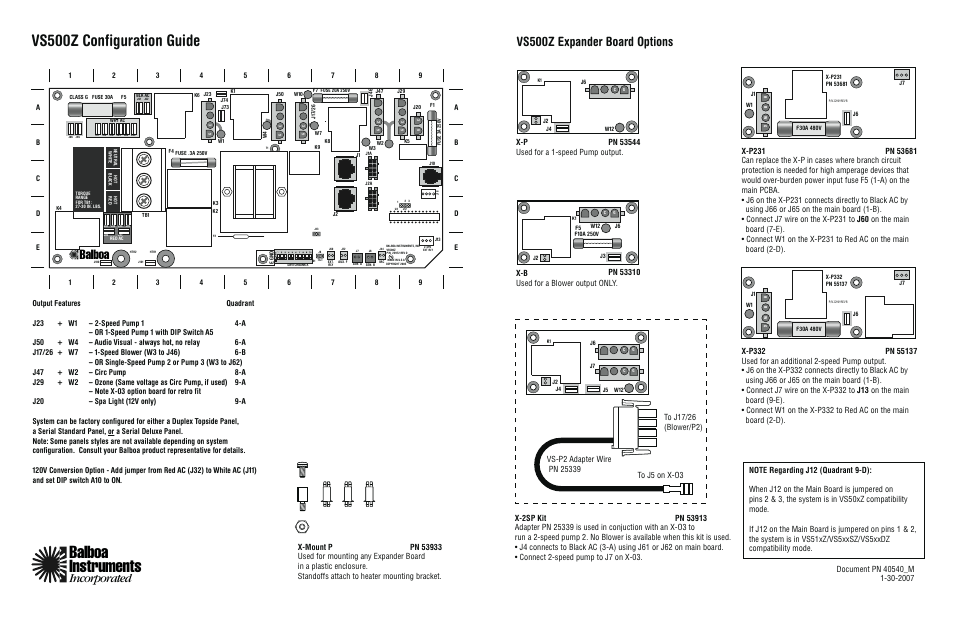 Ac Lighted Switch Wiring Balboa Water Group Vs Series Configuration Guide User