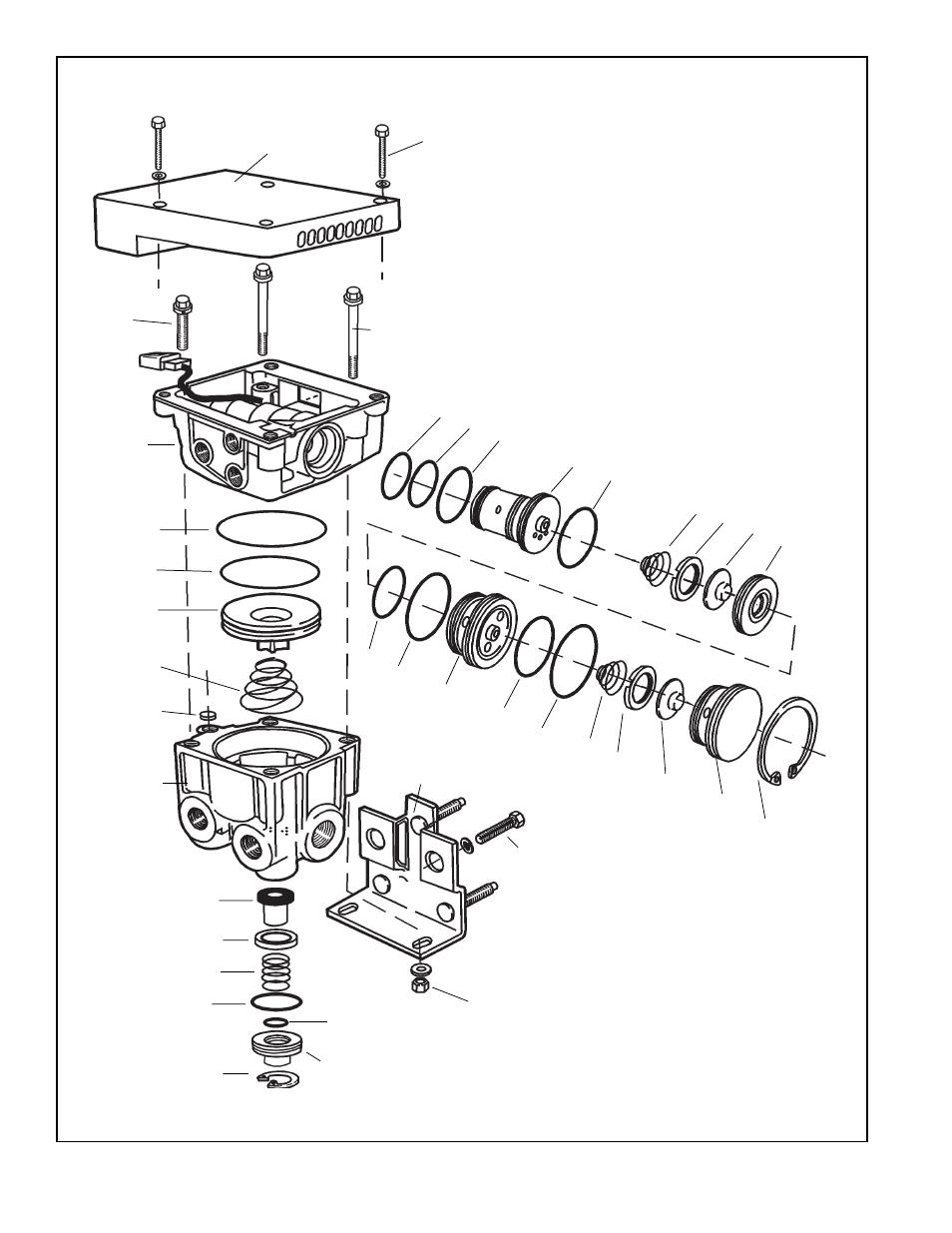 Bendix Commercial Vehicle Systems ATR1DC ANTILOCK TRACTION