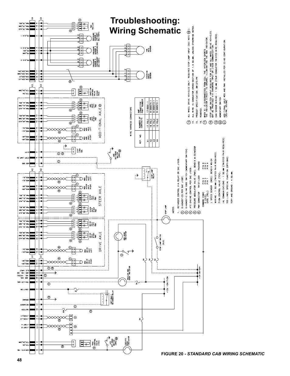 Bendix Abs Wiring Diagram | Wiring Diagram