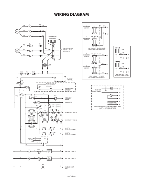 small resolution of wiring diagram ct tb blakeslee dd 8 user manual page 24 28