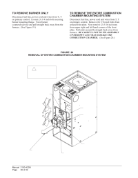 Danger | Bard Oil Furnace FLF085D36F User Manual | Page 36 ...