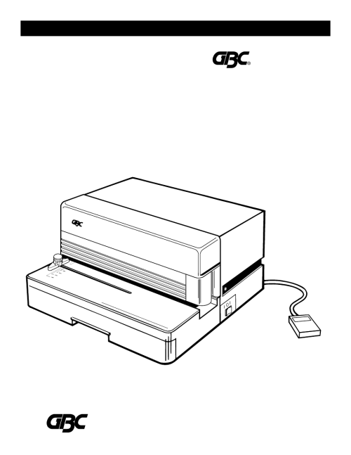 small resolution of gbc magnapunch user manual 36 pages also for magna punch basic wiring diagram gbc wiring diagram