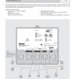 tekmar 132 pump sequencer user manual 12 pages tekmar wiring diagram  [ 954 x 1235 Pixel ]